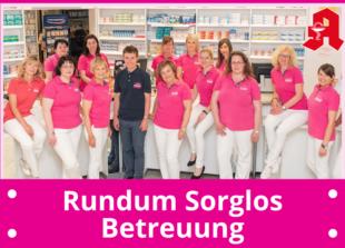 Central Apotheke Werdau Fraureuth Team Betreuung Service Erezept