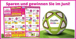 Central Apotheke Werdau EM Quiz Fußball gewinnen Angebote Juni
