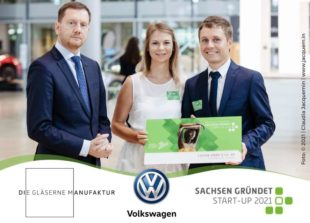 Casida Werdau Startup des Jahres